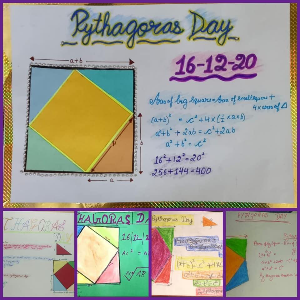 PYTHAGOREAN THEOREM DAY
